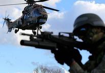 2 askeri şehit eden teröristler öldürüldü