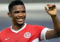 Antalyaspor Eto'o'nun bonservis bedelini açıkladı