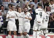 Şampiyonlar Ligi'nde finalin adı Real - Atletico!