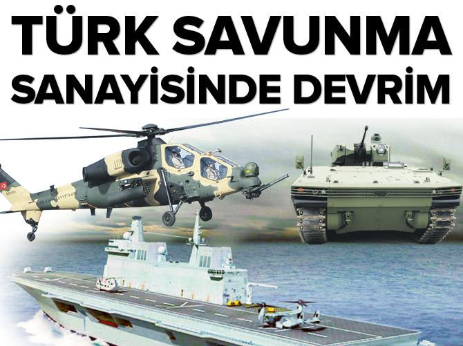 Türk savunma sanayisinde devrim
