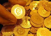 Altın 15 lira birden düştü