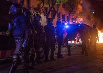 Barcelona'daki vandalizm olayları sürüyor