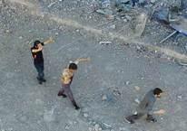 Nusaybin'de teslim olan 25 teröristin görüntüleri paylaşıldı.