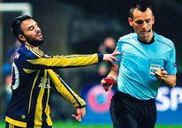 UEFA'dan Volkan Şen' yıl sonuna kadar ceza!