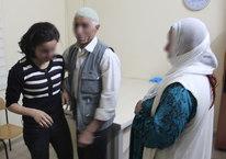 Pişmanlık mektupları yazan PKK'lı kız ailesiyle buluştu