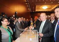 Başkan Topbaş 4.kez TBB Başkanı