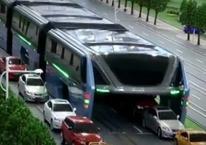 Dünyada ilk! 1.200 yolcu aynı aynda aynı otobüste