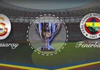 Galatasaray - Fenerbahçe Ziraat Türkiye Kupası maçı muhtemel 11'leri