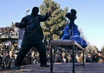 Parti yapan 35 kişiye 'kırbaç cezası'