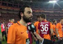 Selçuk İnan: Final olunca Galatasaray başarır
