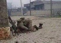 Nusaybin'de askerin şükür secdesi