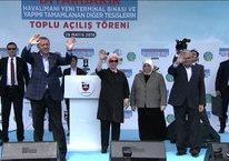 Cumhurbaşkanı Erdoğan Diyarbakır'da...