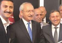 Kemal Kılıçdaroğlu küfürbaz CHP'lileri makamında ağırlamış