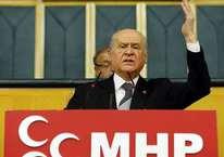 MHP lideri Bahçeli: Kaos imalatçılarına izin yok