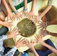 25 kişilik ailenin toplamda 600 parmağı var!