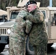 ABD askeri birlikleri, Polonya'ya girdi