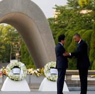ABD Başkanı Obama Hiroşima'yı ziyaret etti