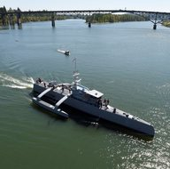 ABD ordusu insansız savaş gemisini test etti