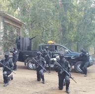 ABD'liler Afrin'de teröristleri eğitiyor