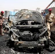 Bağdat'ta iki günde ikinci canlı bomba saldırısı
