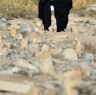 Cerablus'ta DEAŞ mezarlıkları bile tahrip etmiş