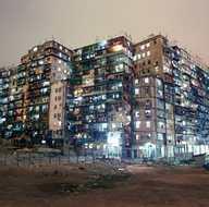 Güneşin girmediği hayalet şehir