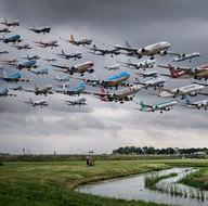 'Hava trafiğini' görebilseydik!