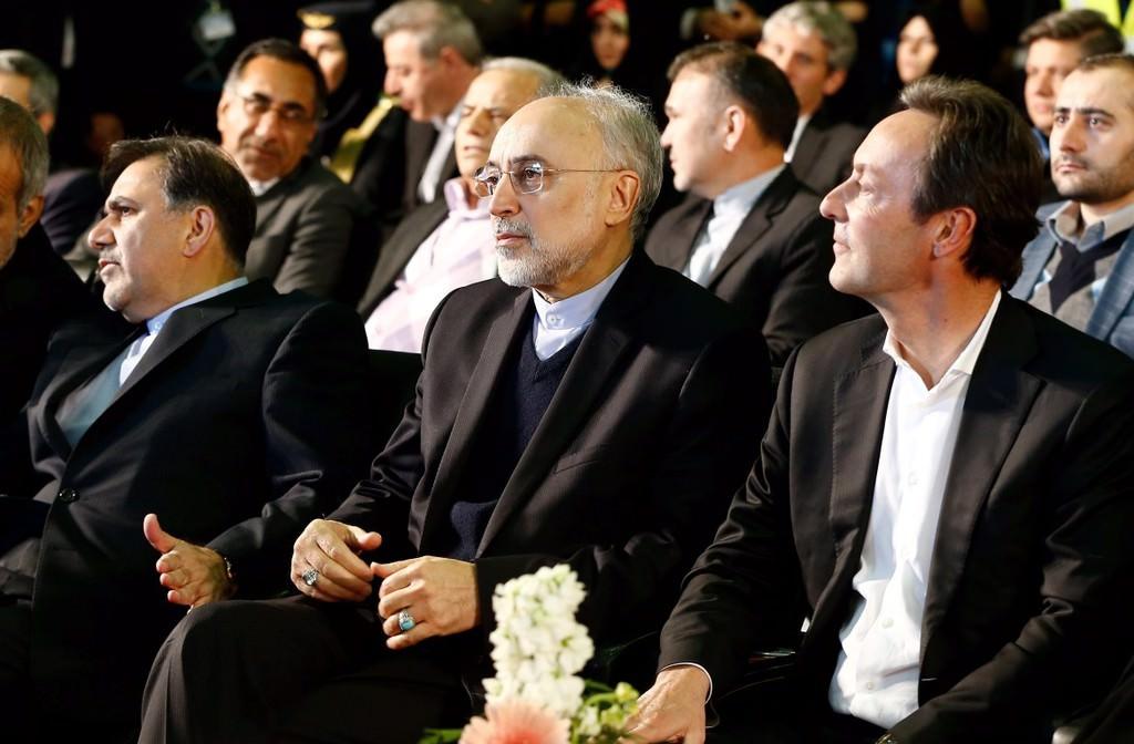 İran'a 38 yıl sonra