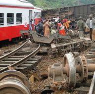 Kamerun'da korkunç tren kazası: 55 ölü