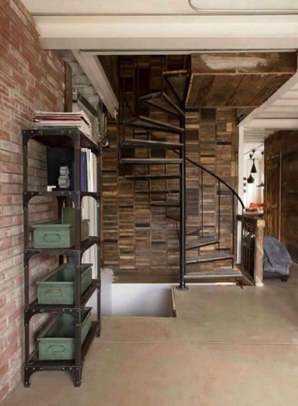 Konteyner ile hayalindeki evi yaptı