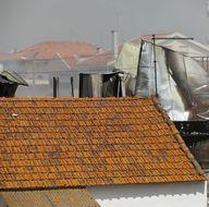 Lizbon'da uçak kazası
