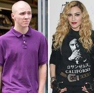 Madonna'nın oğlu uyuşturucudan tutuklandı