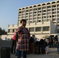 Pakistan'da otelde yangın: 11 ölü