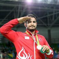 Rio Olimpiyat Oyunarında Türkiye'nin gururu oldu