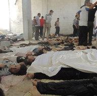 Suriye'deki kimyasal silah katliamının yeni fotoğrafları