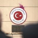 Türkiye'nin Moskova Büyükelçiliğine saldırı