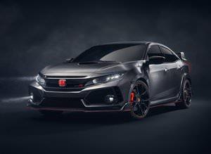 2016 Honda Civic Type R Concept