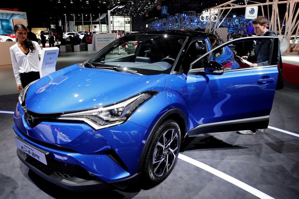 2016 Paris Motor Show