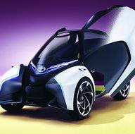 2017 Toyota i-TRIL Concept