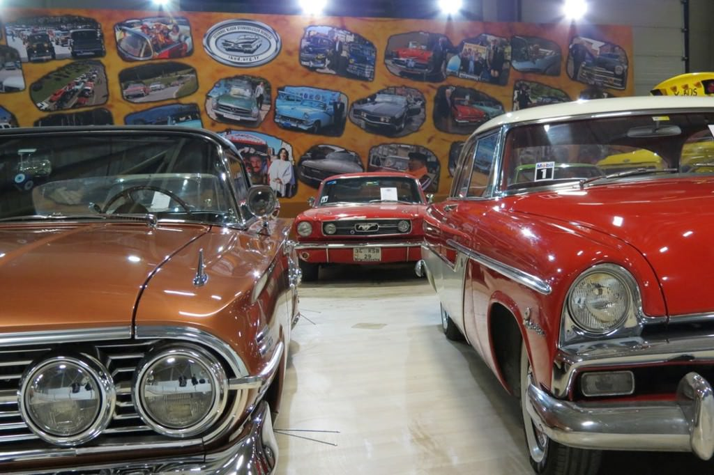 Autoshow 2017'de klasik otomobil rüzgarı