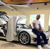 Floyd Mayweather'ın muhteşem otomobilleri