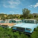 Otomobil mezarlığı
