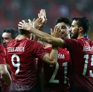 A Milli Takım'ın EURO 2016 kadrosu