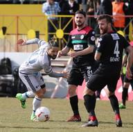 Amed Sportif - Fenerbahçe maçından kareler