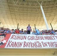 Aytemiz Alanyaspor - Trabzonspor maçından kareler
