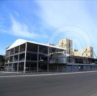 Bakü sokakları Formula 1'e hazırlanıyor