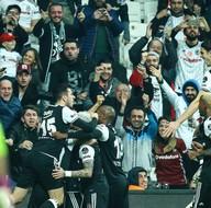 Beşiktaş - Akhisar Bld. maçından fotoğraflar