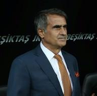Beşiktaş - Antalyaspor maçından kareler