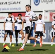 Beşiktaş'ta Sosa krizi aşıldı