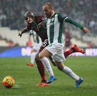 Bursaspor yeni stadını muhteşem galibiyetle açtı